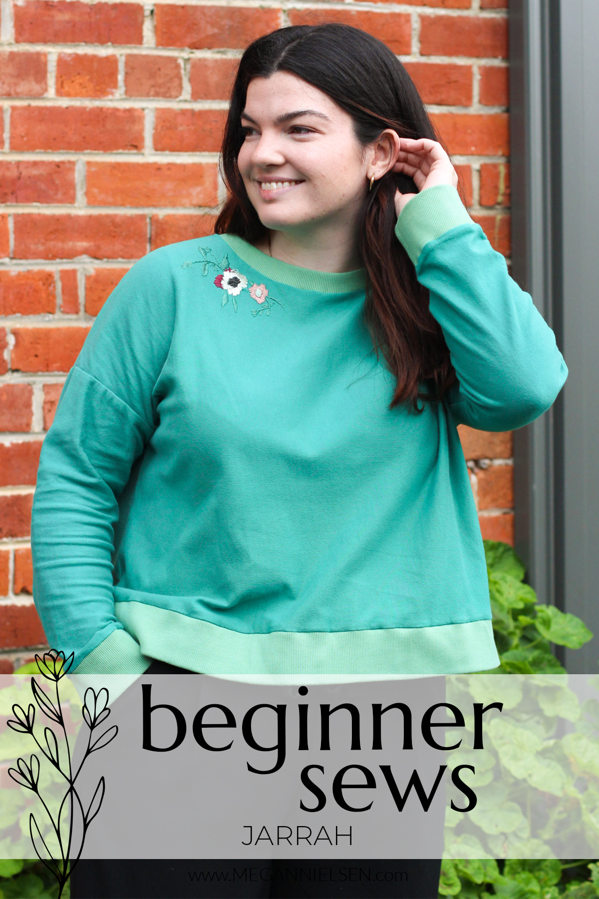 Jarrah Beginner Sews