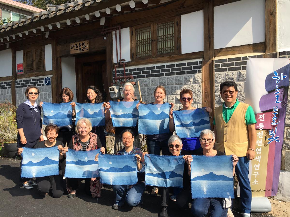 Korean Textile Tour   Traditional Korean Textile Arts With Youngmin Lee on the Megan Nielsen Patterns Blog