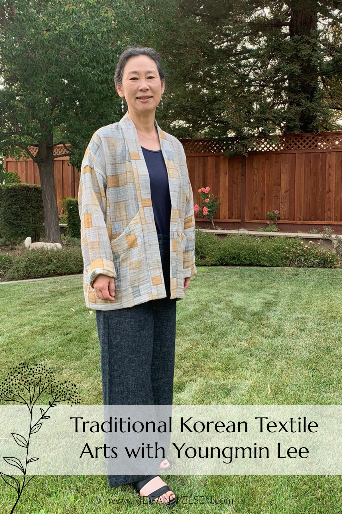 Traditional Korean Textile Arts with Youngmin Lee