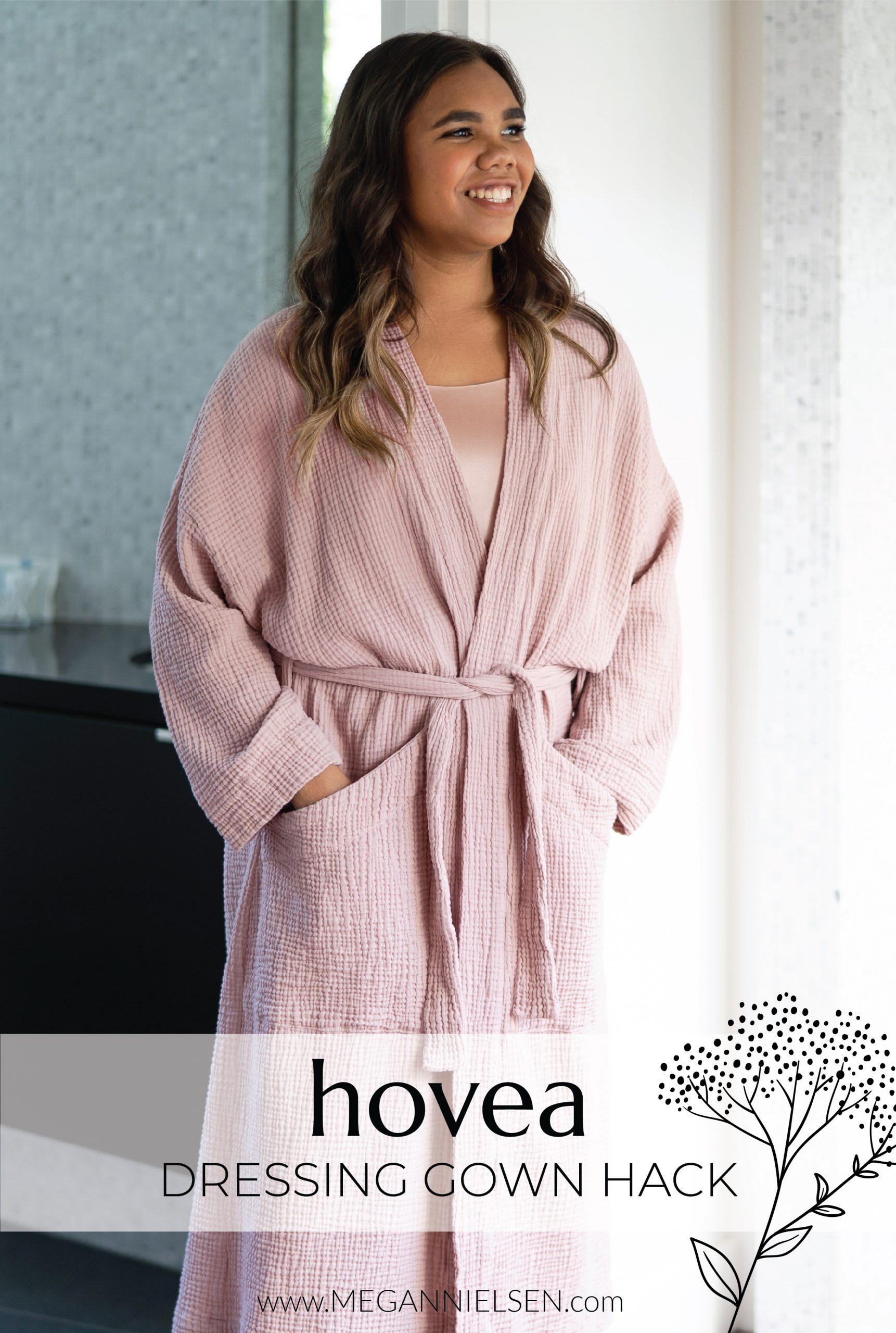 Megan Nielsen Patterns | Hovea: Dressing Gown Hack