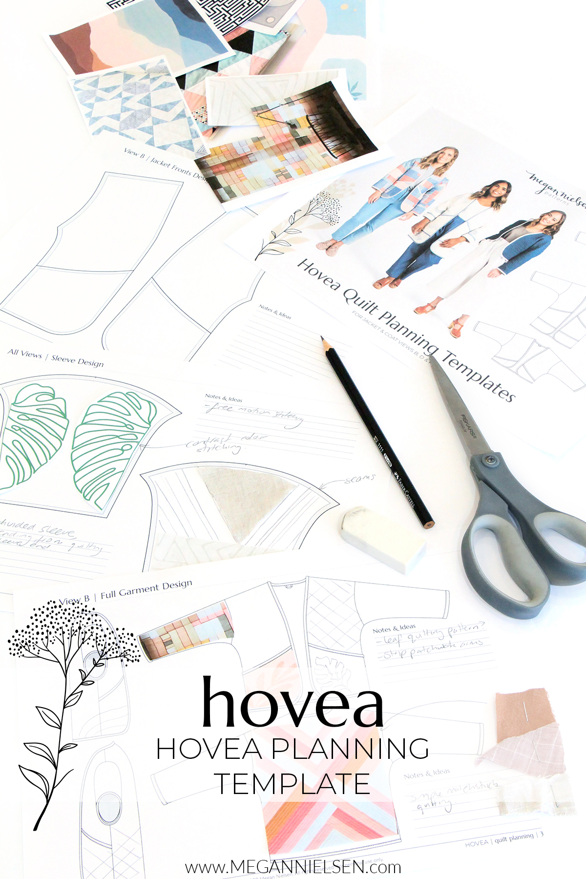 Hovea Planning Template